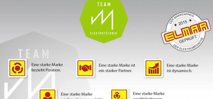 Team-M Elektrotechnik Markenfilm